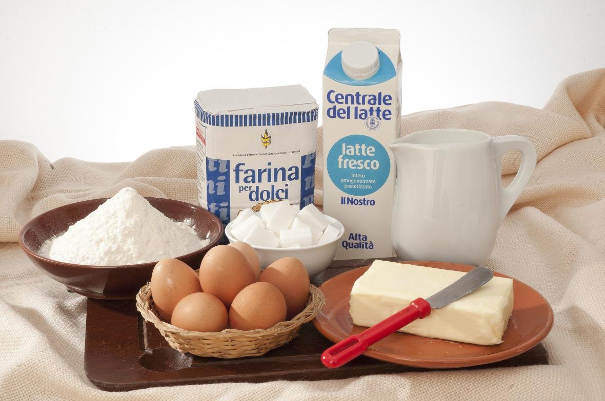 prodotti della centrale del latte di salerno