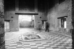 Ercolano escavations